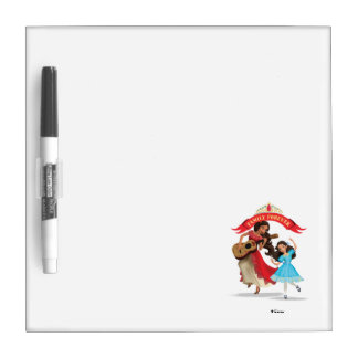 Elena & Isabel | Sister Time Dry Erase Boards