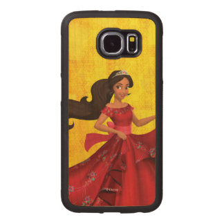 Elena | Lead With Kindness Wood Phone Case