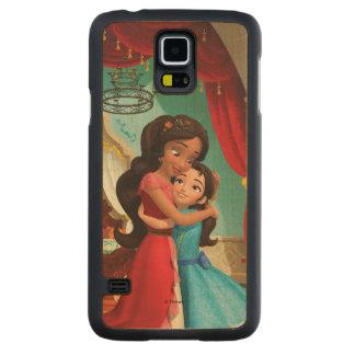 Elena | Little Sister. Big Sister. Maple Galaxy S5 Slim Case