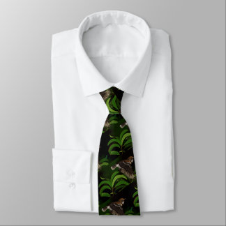 'Elepaio (Hawaiian Flycatcher) Tie