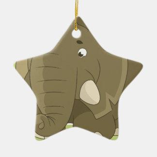 elephant-1598359 christmas ornament