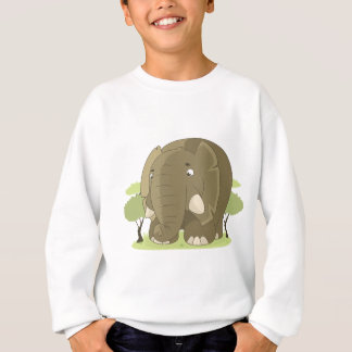 elephant-1598359 sweatshirt