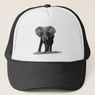 ELEPHANT 1B TRUCKER HAT