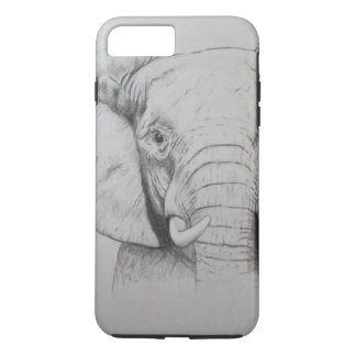 Elephant 2011 iPhone 8 plus/7 plus case