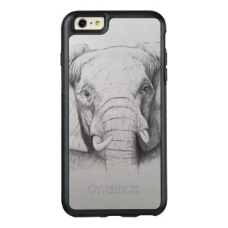 Elephant 2011 OtterBox iPhone 6/6s plus case