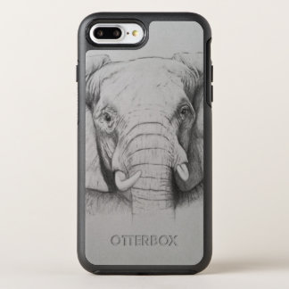Elephant 2011 OtterBox symmetry iPhone 8 plus/7 plus case