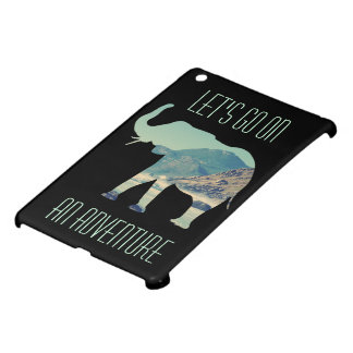 Elephant Adventure Case For The iPad Mini