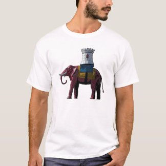 Elephant and Castle Design (London) T-Shirt
