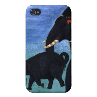 Elephant and Cub iPhone 4/4S Cases