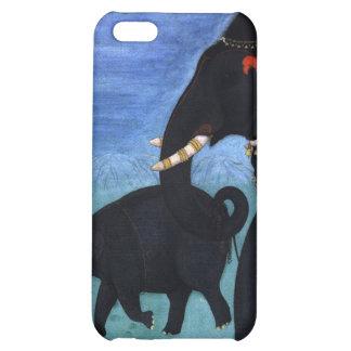 Elephant and Cub iPhone 5C Case
