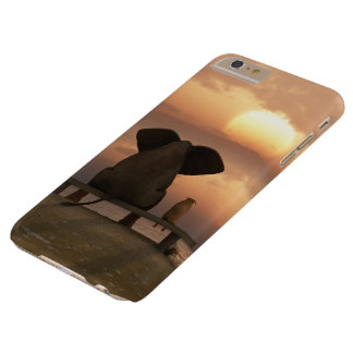 Elephant and Dog Barely There iPhone 6 Plus Case