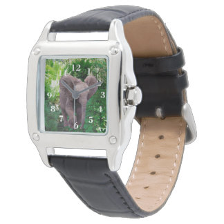 Elephant and Jungle Watch