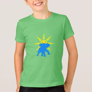 Elephant and sun T-Shirt