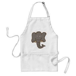 Elephant Standard Apron