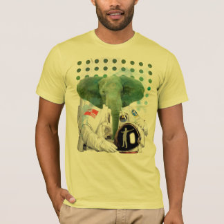 Elephant Astronaut T-Shirt