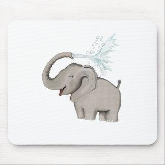 Elephant AVAL Mouse Pad