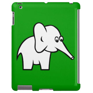 Elephant Barely There iPad Case