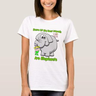 Elephant Best Friends T-Shirt