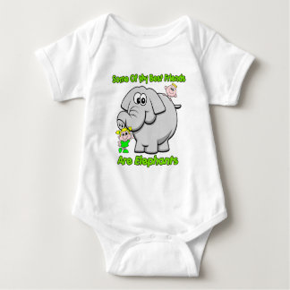 Elephant Best Friends T Shirts