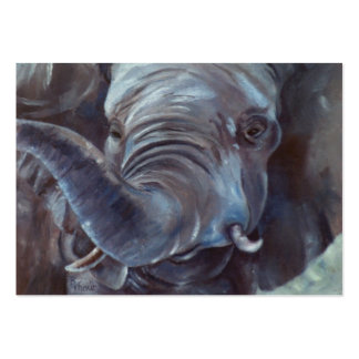 Elephant Big Boy ArtCard Business Card Templates