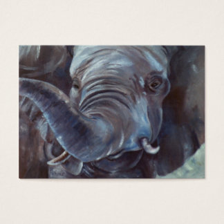Elephant Big Boy ArtCard Business Card