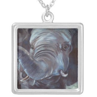 Elephant Big Boy Necklace