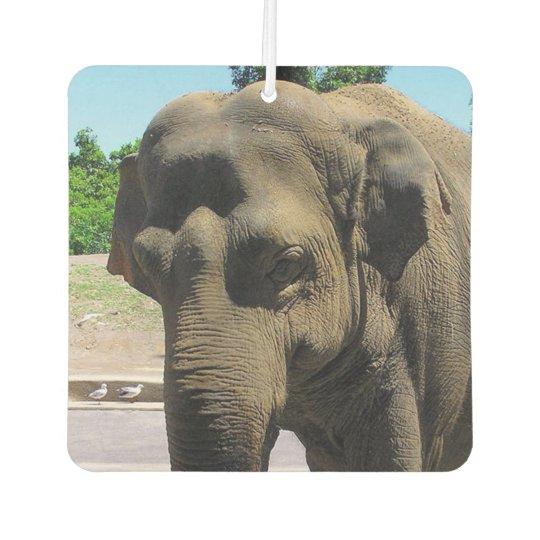 Elephant car air freshener