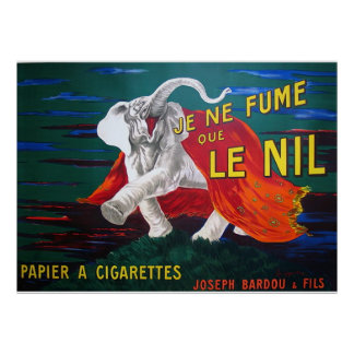 Elephant cigarettes-1900 posters