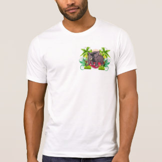 Elephant Compost for Gardens T-Shirt