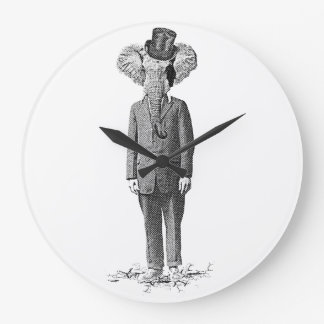 Elephant dandy clocks