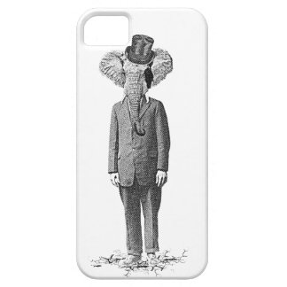 Elephant dandy iPhone 5 covers