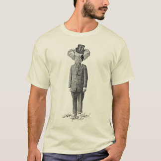 Elephant dandy T-Shirt