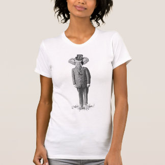 Elephant dandy tee shirt