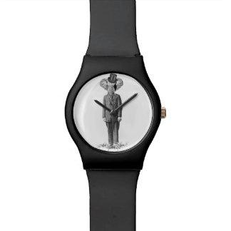 Elephant dandy wristwatch