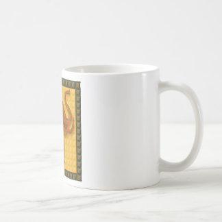 Elephant Decorative Button Art FUNNY GIFTS love al Mug