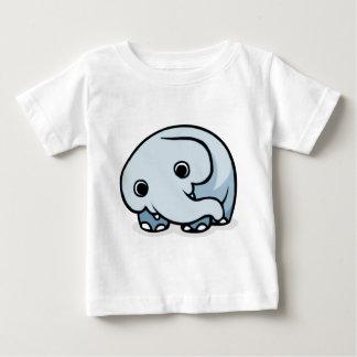 Elephant Design Baby T-Shirt