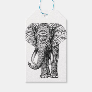 Elephant Design Gift Tags