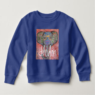 Elephant Dream Toddler Sweatshirt