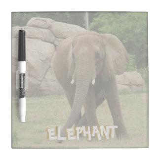 ELEPHANT DRY ERASE BOARD