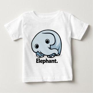 Elephant Elephant. Baby T-Shirt