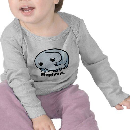 Elephant Elephant. Tee Shirts