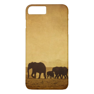 Elephant Family iPhone 8 Plus/7 Plus Case