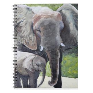 Elephant Family Note Books