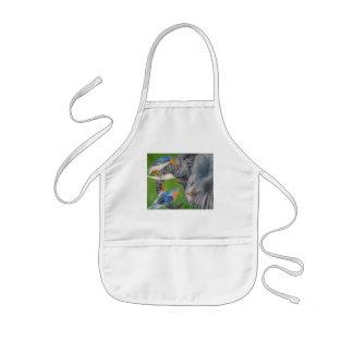 elephant fantasy1 apron