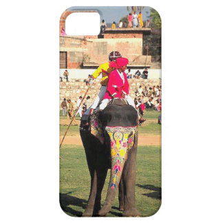 Elephant Festival Jaipur India Barely There iPhone 5 Case