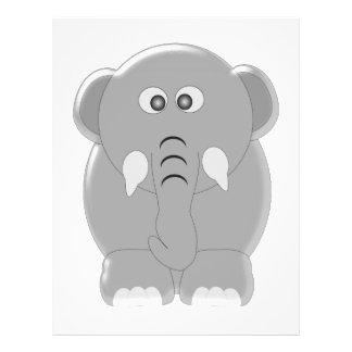Elephant Custom Flyer