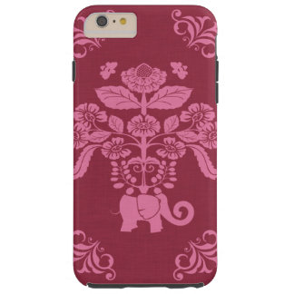 Elephant Garden Iphone Case