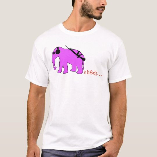 ELEPHANT GONE WRIONG T-Shirt