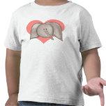 Elephant Heart Toddler T-shirt