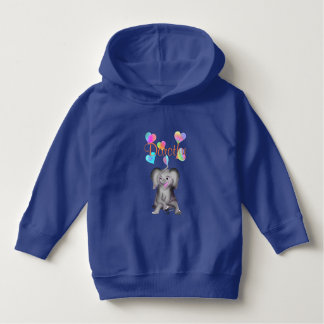 Elephant Hearts by The Happy Juul Company Hoodie